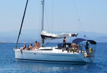 Barca a vela Elan Performance 410 (2009)-0