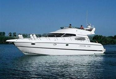 Motorboot Cranchi Atlantique 48 (2002)-0
