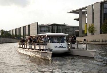 Catamarán a motor SOLON C60 (2009)-0