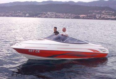 Speedboot Viper 203 (2003)-0
