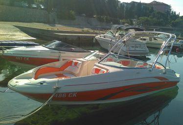 Speedboot Sea Ray 220 SDX (2003)-0