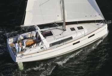 Barca a vela Beneteau Oceanis 35 (2016)-0
