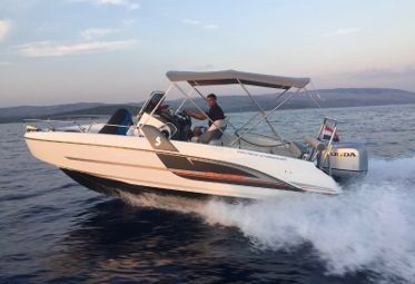 Sportboot Beneteau Flyer 6.6 Spacedeck (2015)-0
