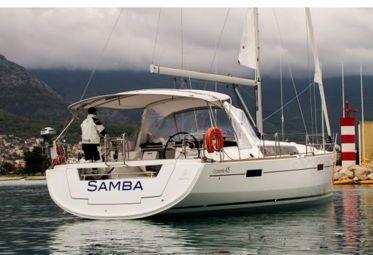 Barca a vela Beneteau Oceanis 45 (2014)-0