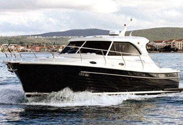 Barco a motor Adriana 36 (2011)-0
