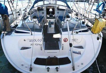 Zeilboot Bavaria Cruiser 46 (2007)-0