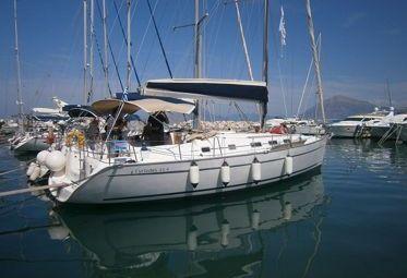 Velero Beneteau Cyclades 43.4 (2007)-0