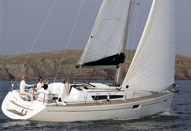 Segelboot Jeanneau Sun Odyssey 36 i (2009)-0