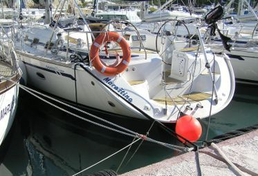 Zeilboot Bavaria Cruiser 50 (2007)-0