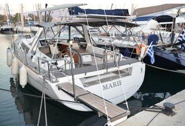 Barca a vela Beneteau Oceanis 41 (2013)-0
