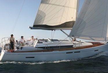 Barca a vela Jeanneau Sun Odyssey 409 (2012)-0