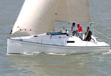 Barca a vela Jeanneau Sun 2500 (2009)-0