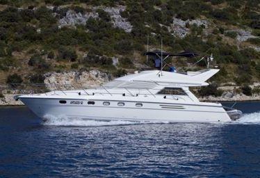 Imbarcazione a motore Princess 470 - 1994 (raddobbo 2015)-0