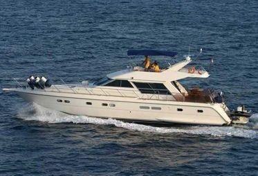 Motorboot Yaretti 2110 - 1994 (refit 2015)-0