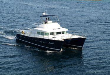 Catamarano a motore Lagoon Power 43 - 2005 (raddobbo 2015)-0