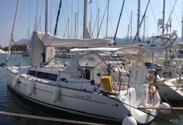 Zeilboot Beneteau Oceanis 34 (2012)-0