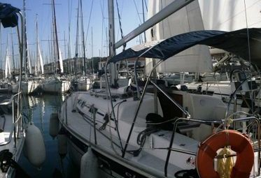 Zeilboot Elan 36 (2002)-0