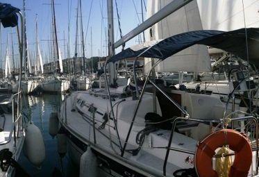 Barca a vela Elan 36 (2002)-0