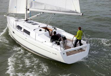 Zeilboot Hanse 375 (2011)-0
