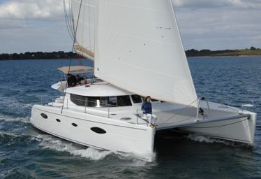 Catamaran Fountaine Pajot Salina 48 (2012)-0