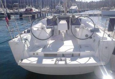 Segelboot Dufour 310 (2014)-0