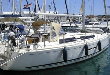 Barca a vela Dufour 375 (2012)-0