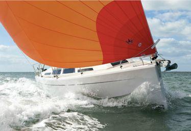 Barca a vela Hanse 345 (2014)-0