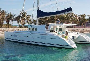 Catamarán Lagoon 500 - 2008 (reacondicionamiento 2015)-0