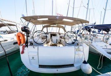 Sailboat Jeanneau Sun Odyssey 509 (2013)-0