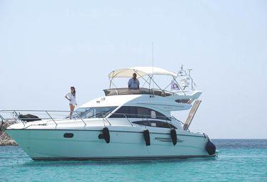 Motorboot Princess 42 Fly (2009)-0