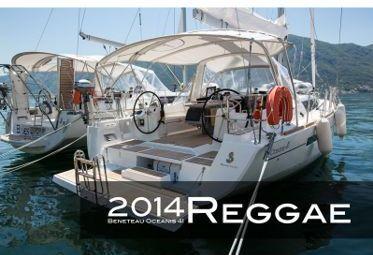 Barca a vela Beneteau Oceanis 41 (2014)-0