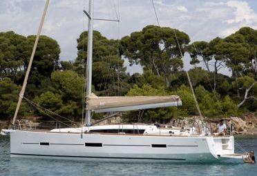Barca a vela Dufour 460 Grand Large (2016)-0
