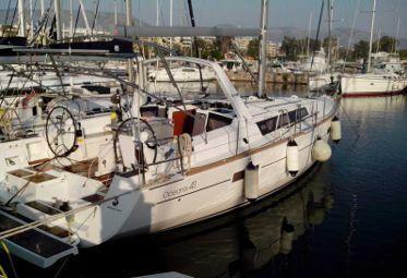 Zeilboot Beneteau Oceanis 41 (2013)-0