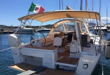 Barca a vela Dufour 412 (2016)-0