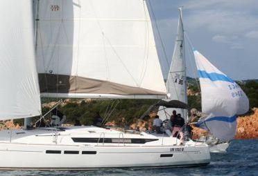 Barca a vela Jeanneau Sun Odyssey 509 (2012)-0