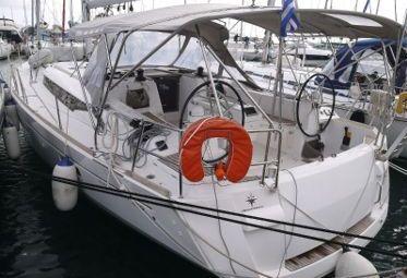 Barca a vela Jeanneau Sun Odyssey 469 (2014)-0