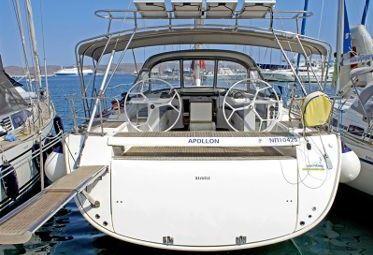 Barca a vela Bavaria Cruiser 55 (2010)-0