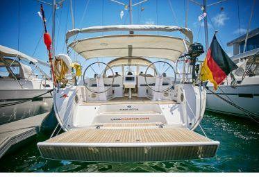 Barca a vela Bavaria Cruiser 46 (2014)-0