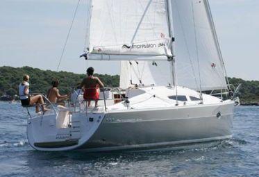 Zeilboot Elan Impression 344 (2008)-0