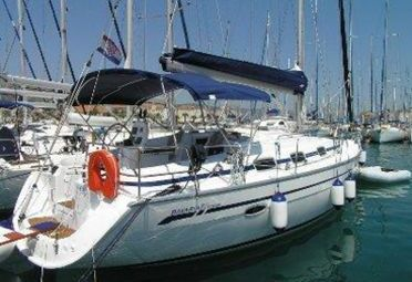 Sailboat Bavaria 39 (2007)-0