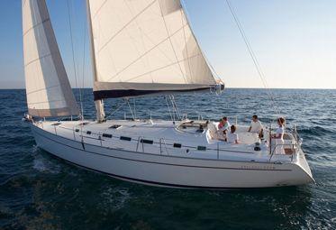 Sailboat Beneteau Cyclades 50.5 (2008)-0