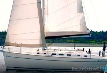 Segelboot Beneteau Cyclades 50.5 (2007)-0