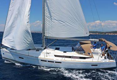 Zeilboot Jeanneau Sun Odyssey 509 (2014)-0