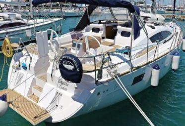 Barca a vela Elan Impression 444 (2013)-0