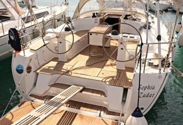 Barca a vela Bavaria Cruiser 45 (2012)-0