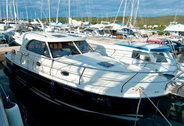 Motorboot Sas Vektor Adriana 36 (2011)-0