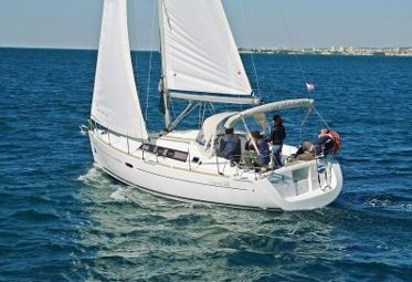 Barca a vela Beneteau Oceanis 34 (2009)-0
