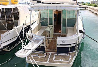 Motorboot Sas Vektor Adria 1002 (2011)-0