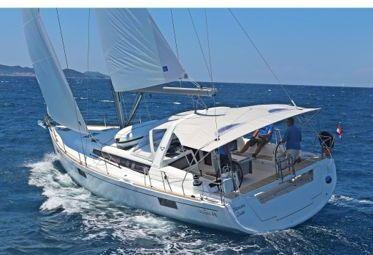 Zeilboot Beneteau Oceanis 48 (2014)-0