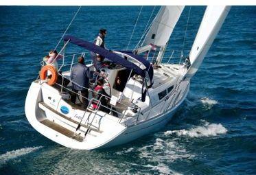 Sailboat Jeanneau Sun Odyssey 36 i (2009)-0